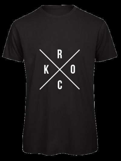 ROCKRNOLL T shirt mannen