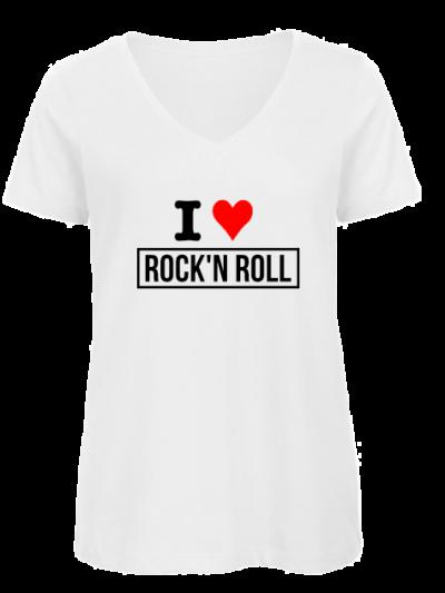 i love rocknroll